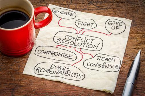 Conflict Resolution for Leaders